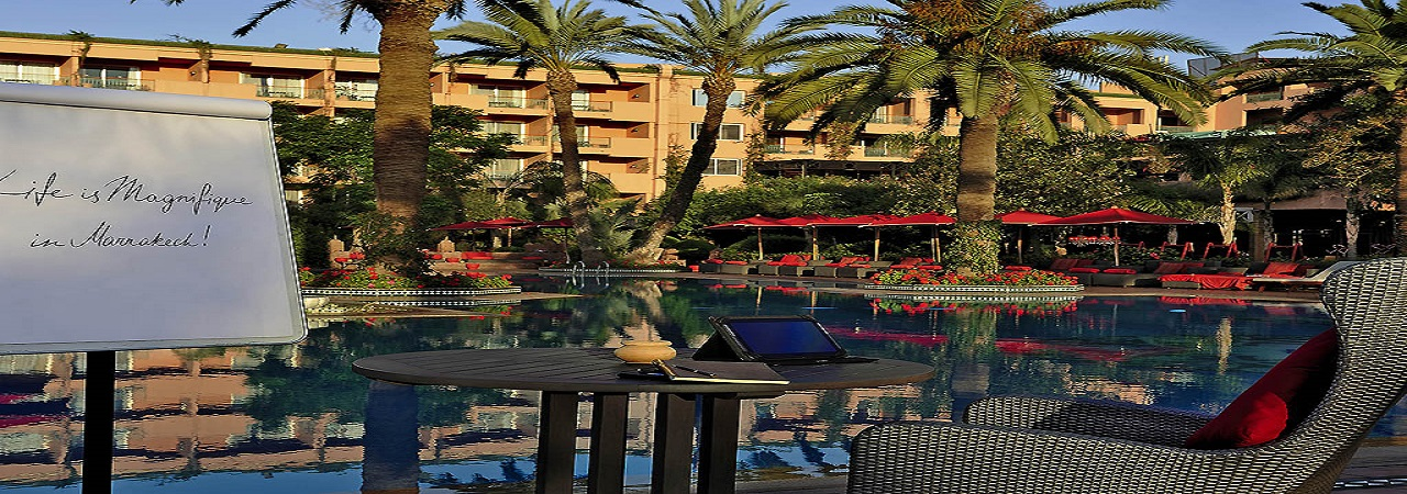 Sofitel Marrakesch Lounge & Spa***** - Marokko