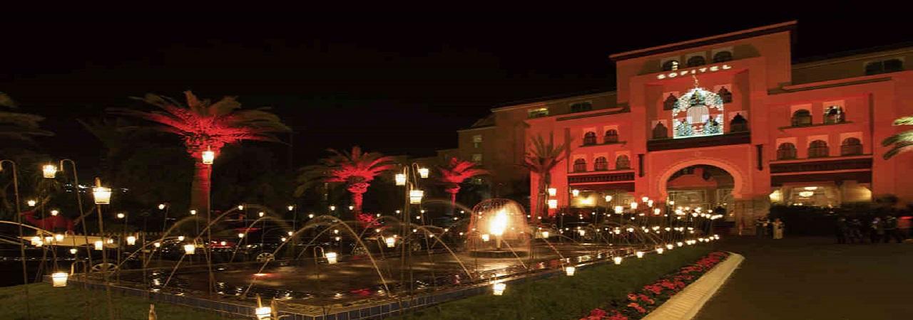 Sofitel Marrakesch Palais Imperial***** - 1001 Nacht in Marrakesch  - Marokko