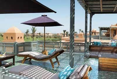 Hotel du Golf*****Marokko Golfreisen und Golfurlaub