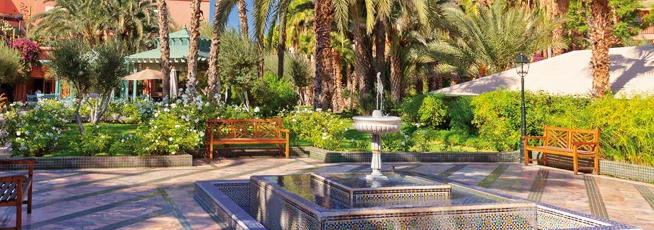 Hotel du Golf***** - Marokko
