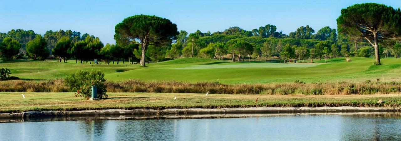 Hotel Barrosa Park**** & Unlimited Golf - Spanien