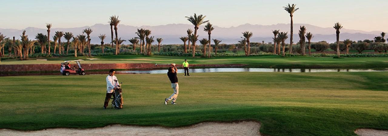 Royal Palm Golf Club - Marokko