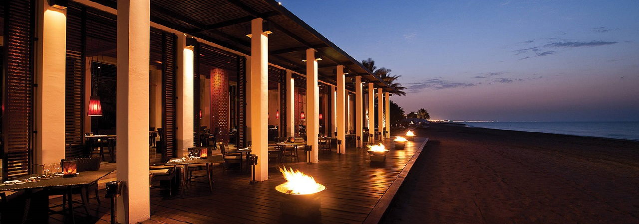The Chedi Muscat***** - Oman