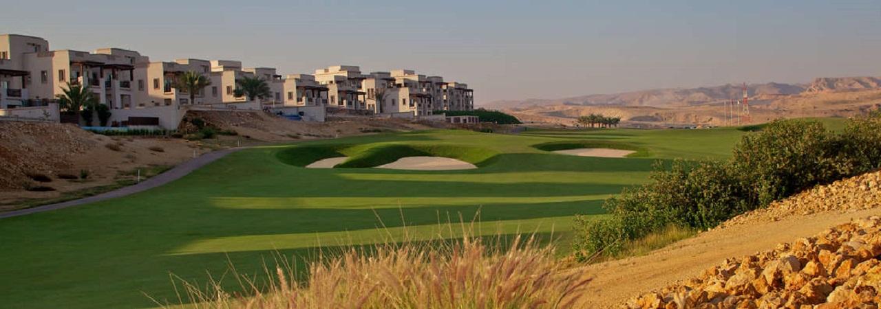 Muscat Hills Golf Club - Oman