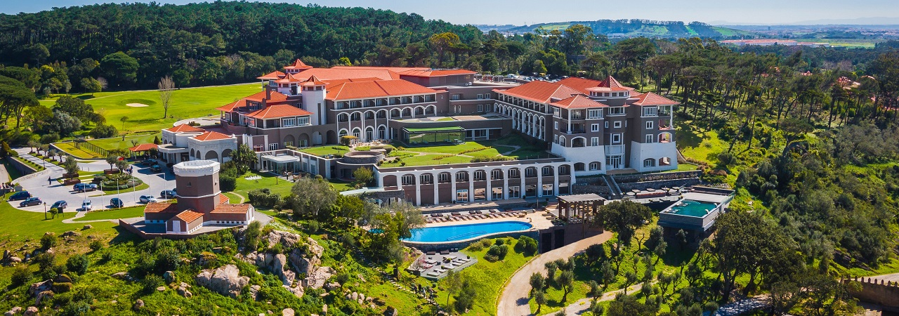 Penha Longa Golf Hotel - Portugal