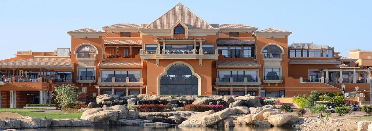 Golfspezial Ägypten - The Cascades Golf Resort, Spa & Thalasso***** - Ägypten