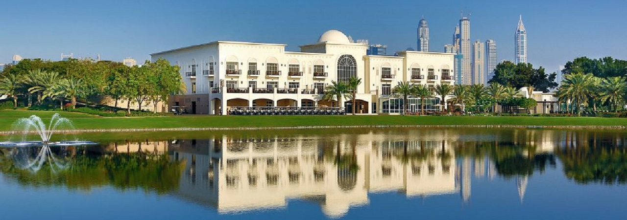 Dubai Spezial - The Address Montgomerie***** - Dubai