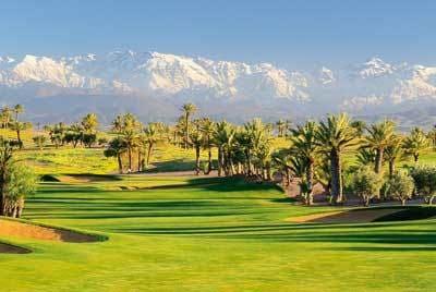 Assoufid Golf CourseMarokko Golfreisen und Golfurlaub
