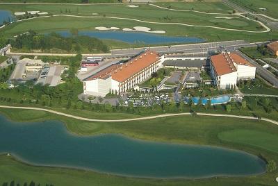 Parc Hotel****Italien Golfreisen und Golfurlaub