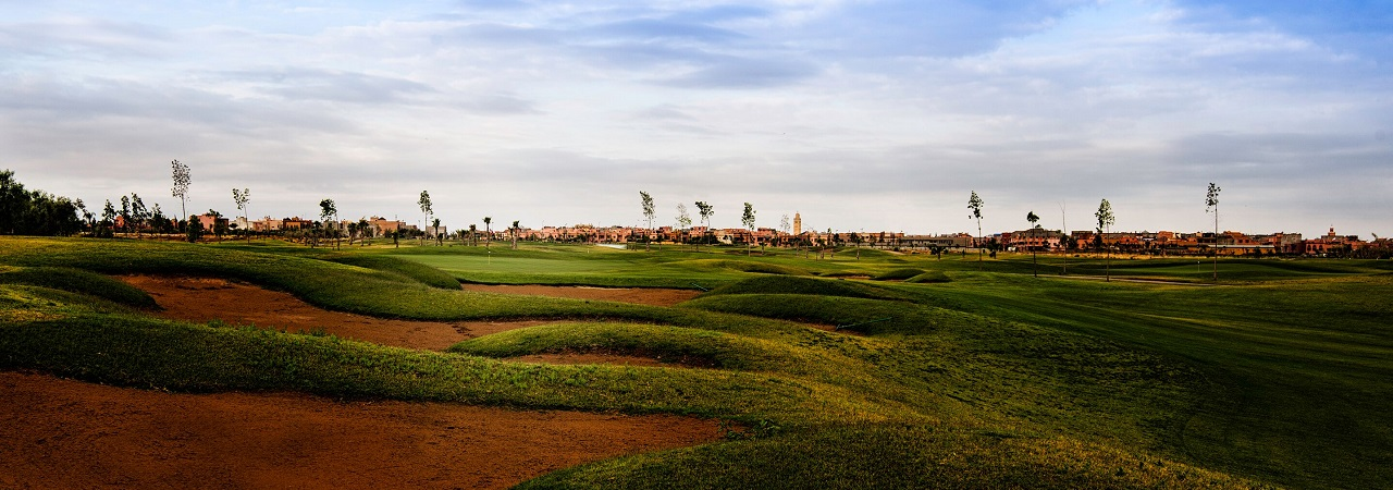 The Montgomerie Marrakesch - Marokko