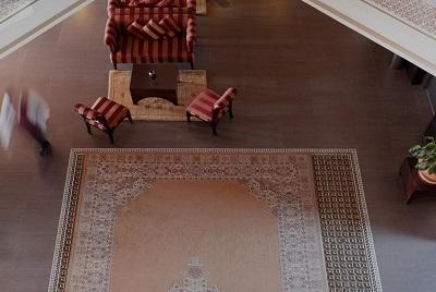 Kenzi Menara Palace***** - All Inklusive!Marokko Golfreisen und Golfurlaub