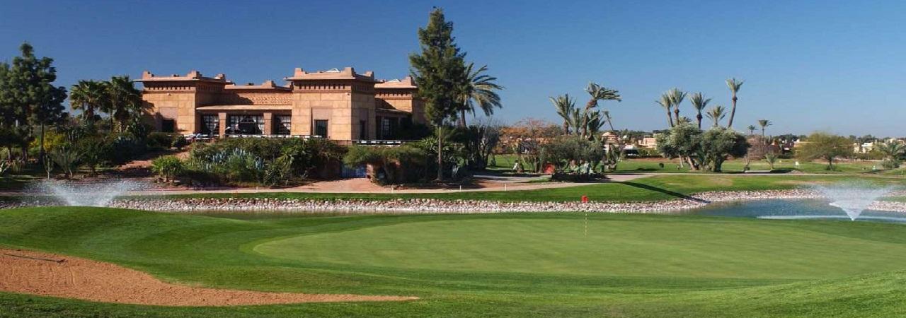 Kenzi Menara Palace***** - All Inklusive! - Marokko