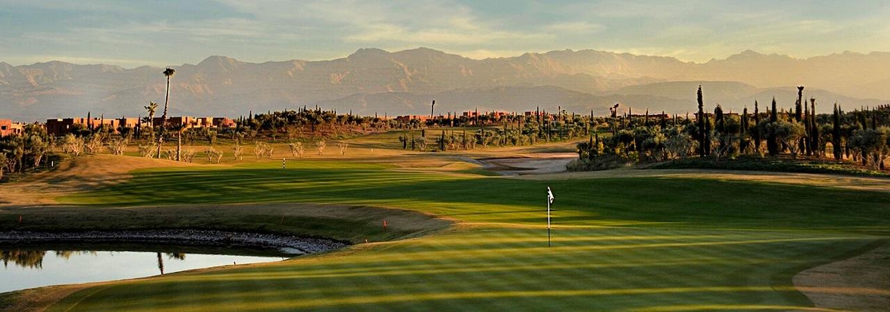 Palm Golf Ourika - Marokko