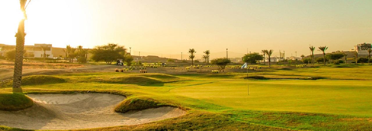 Ghala Valley Golf - Oman
