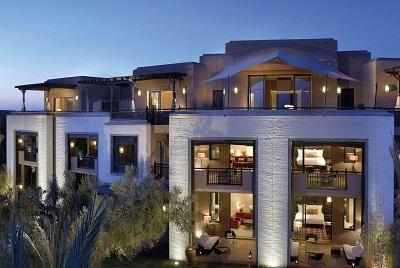 Fairmont Royal Palm***** - Luxus Urlaub MarrakeschMarokko Golfreisen und Golfurlaub