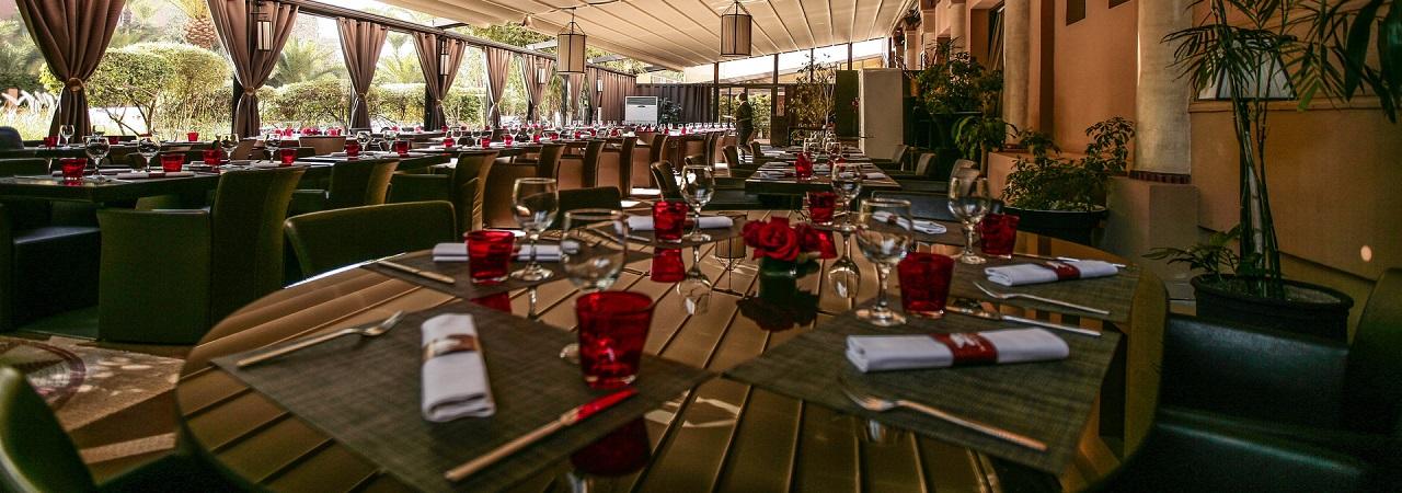 Hivernage Hotel***** - Marokko