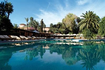 ES Saadi Gardens Hotel*****Marokko Golfreisen und Golfurlaub