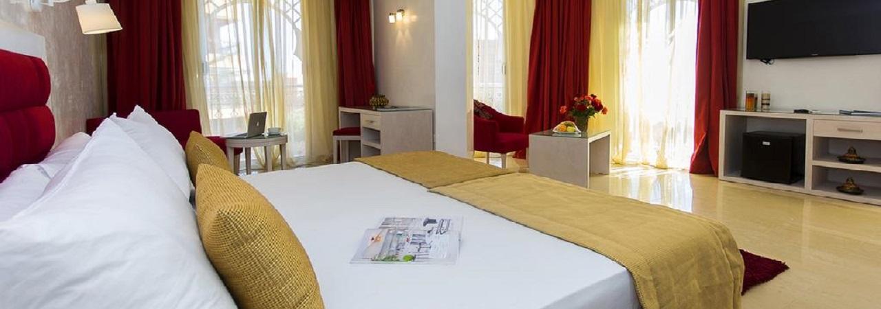 Golfreise Marrakesch - ES Saadi Gardens Hotel & Resort***** - Marokko