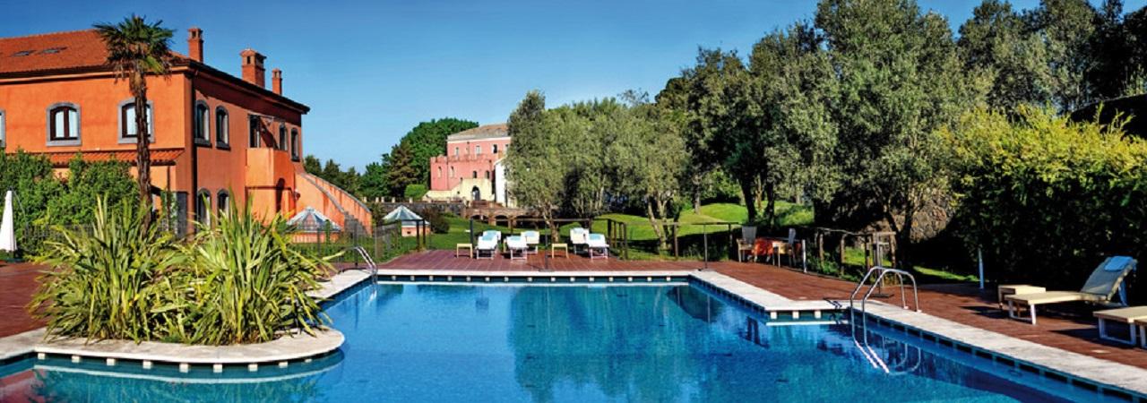 Il Picciolo Etna Golf Resort & Spa - Italien