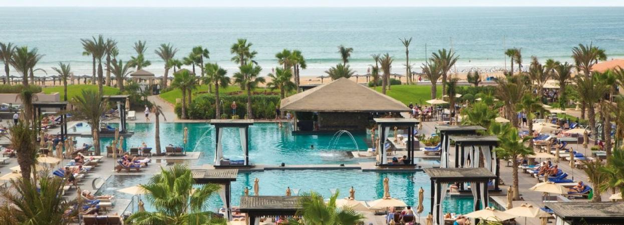 Riu Palace Tikida Agadir - Marokko