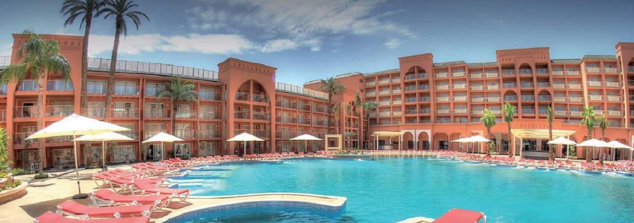 Savoy Le Grand Hotel***** - Marokko