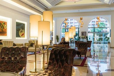 Marrakesch Exklusiv - Savoy Le Grand Hotel*****Marokko Golfreisen und Golfurlaub