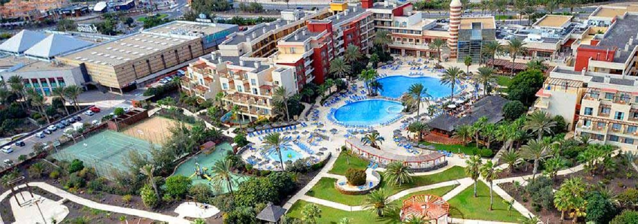 Elba Carlota Beach Resort - Spanien