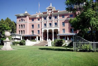 Villa Padierna Palace****** - Luxus Urlaub an der Costa del Sol