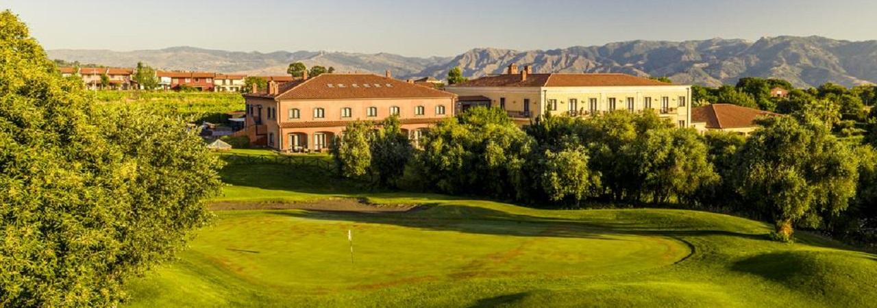 Etna Green Fee Pakete - Il Picciolo Golf Hotel**** - Italien
