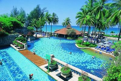 Outrigger Laguna Phuket Beach Resort*****