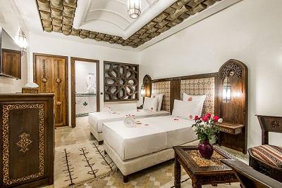 Golfpaket Marrakesch - Art Place Hotel & Riad****Marokko Golfreisen und Golfurlaub