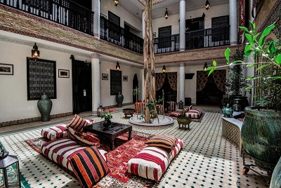 Traumurlaub Marrakesch - Art Place Hotel & Ryad*****