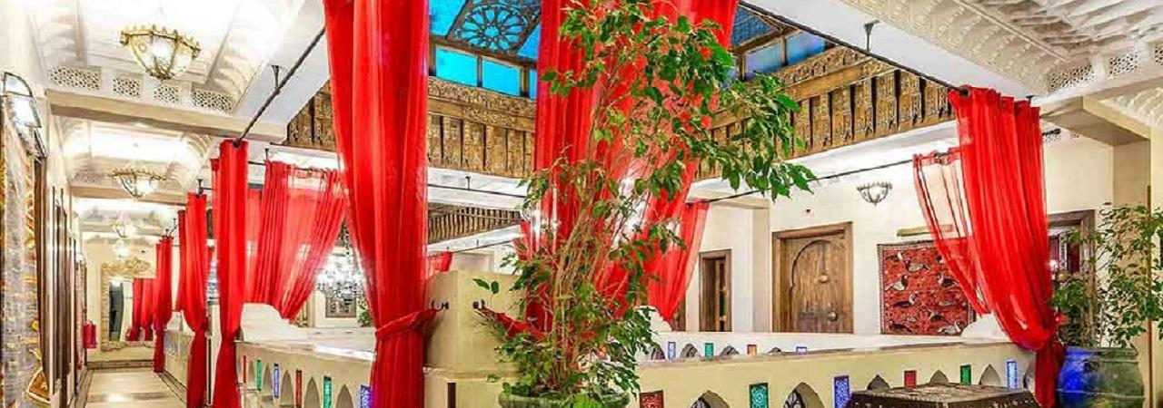 Traumurlaub Marrakesch - Art Place Hotel & Ryad***** - Marokko
