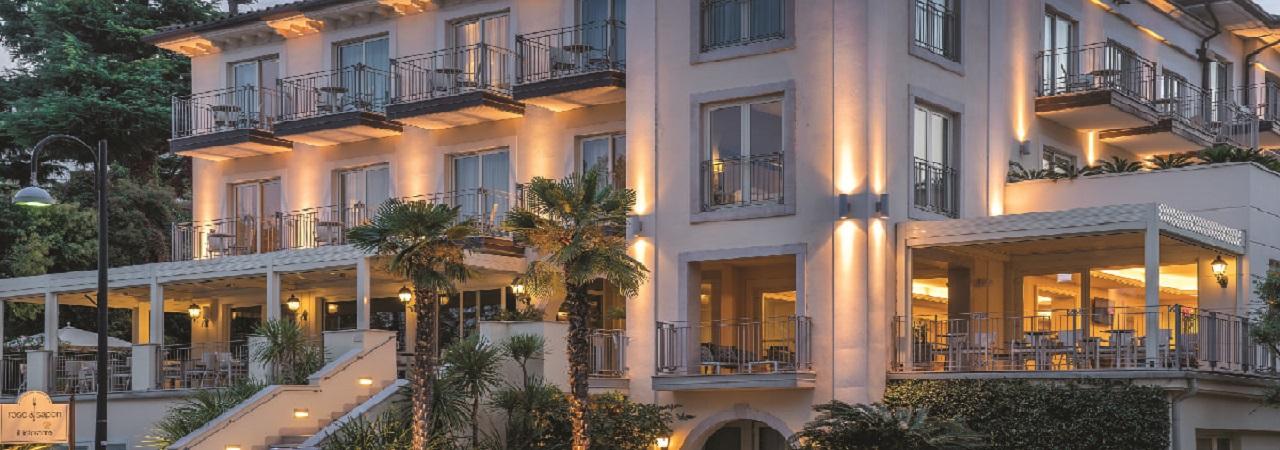 Villa Rosa Hotel**** - Italien