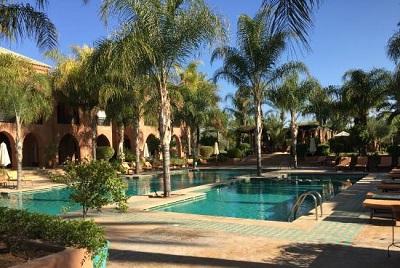 Palais Aziza & Spa Boutique Hotel*****Marokko Golfreisen und Golfurlaub