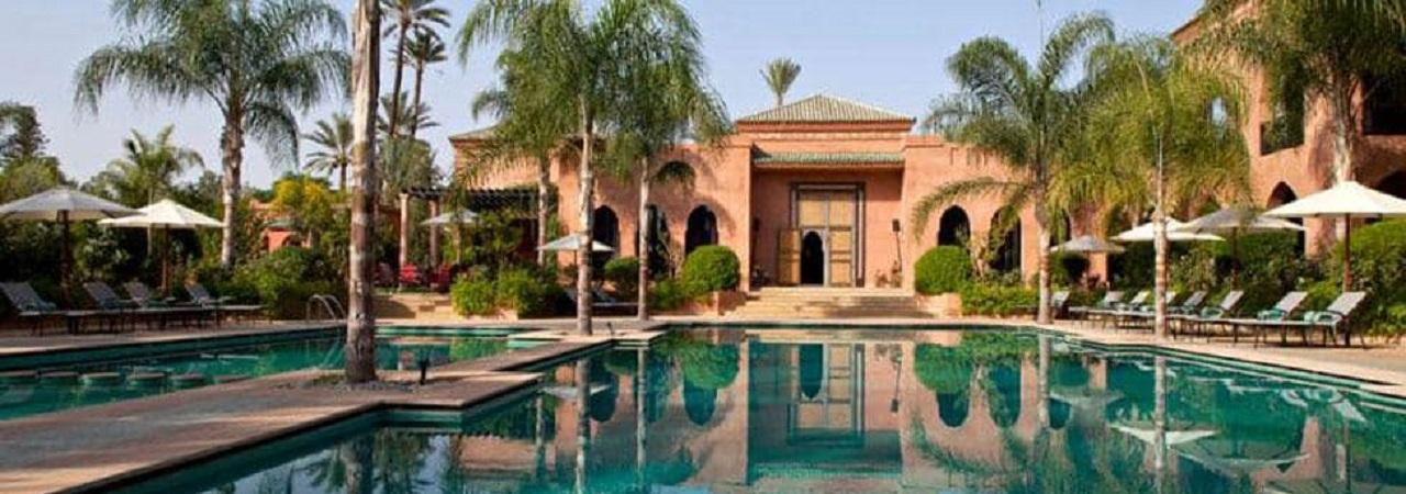 Palais Aziza & Spa Boutique Hotel***** - Marokko