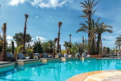 Riu Tikida Beach****Marokko Golfreisen und Golfurlaub
