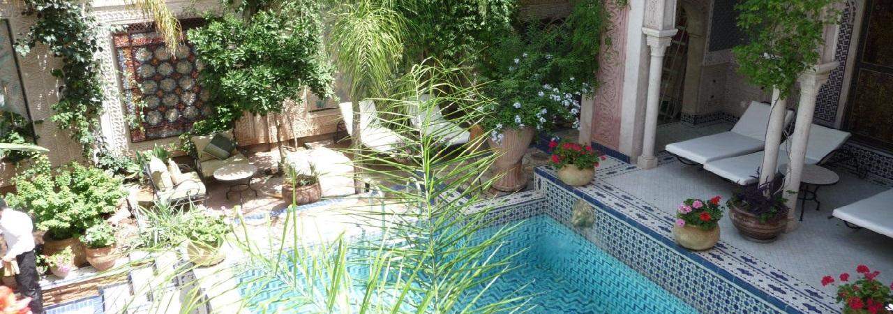 Riad Palais Sebban****(*) - Marokko