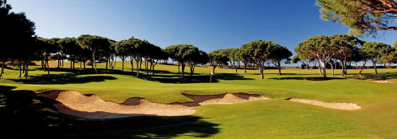 Pine Cliffs Golf Course - Portugal