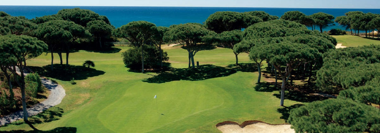 Pine Cliffs Golf Course - Portugal