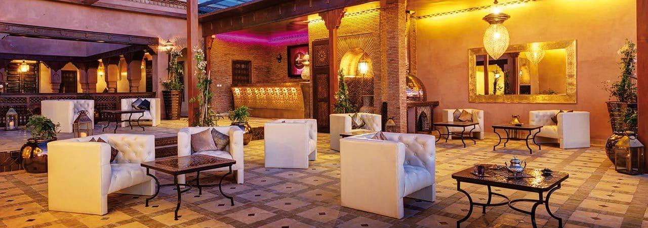 Golfreise Marrakesch - Riad WOW***** - Marokko