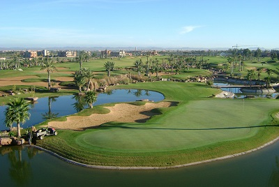 Atlas Golf Marrakesch