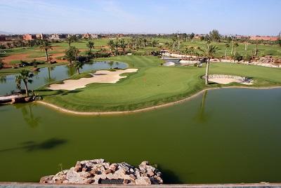 Atlas Golf MarrakeschMarokko Golfreisen und Golfurlaub