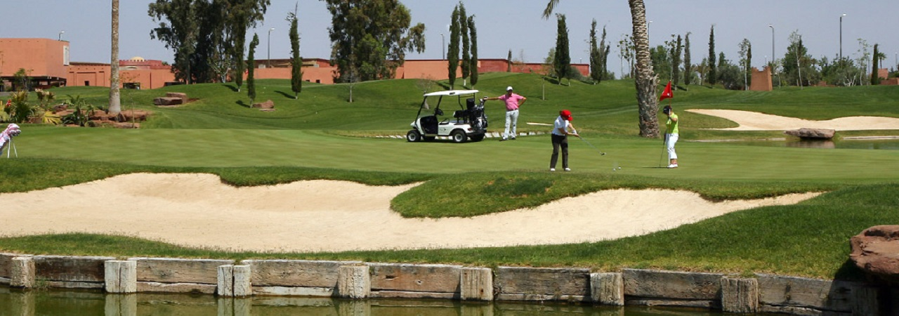 Atlas Golf Marrakesch - Marokko