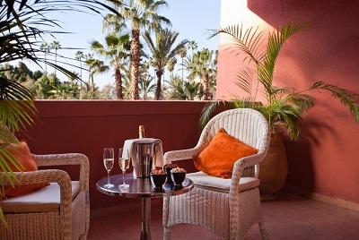 Kenzi Farah Hotel****Marokko Golfreisen und Golfurlaub