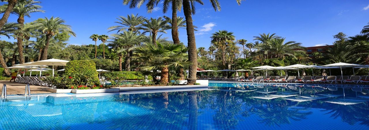 Kenzi Farah Hotel**** - Marokko