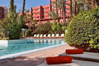 Kenzi Farah**** - Marrakesch SpezialMarokko Golfreisen und Golfurlaub