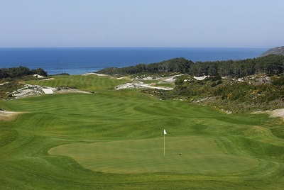 West Cliffs GC by Praia D el Ray