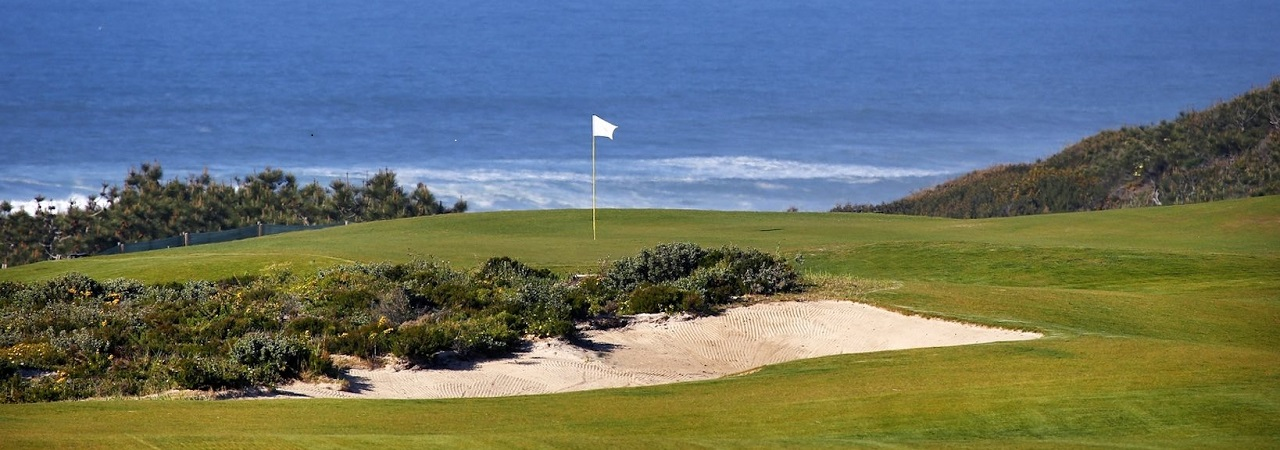 West Cliffs GC by Praia D el Ray - Portugal