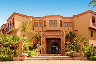IBEROSTAR CLUB PALMERAIE MARRAKECHMarokko Golfreisen und Golfurlaub